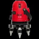 Лазерный нивелир, уровень RGK UL-443 (4V, 4H, 360°, лазерный отвес)